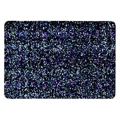 Pixel Colorful And Glowing Pixelated Pattern Samsung Galaxy Tab 8.9  P7300 Flip Case