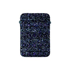 Pixel Colorful And Glowing Pixelated Pattern Apple iPad Mini Protective Soft Cases