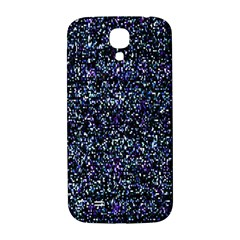 Pixel Colorful And Glowing Pixelated Pattern Samsung Galaxy S4 I9500/I9505  Hardshell Back Case