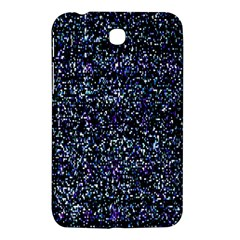 Pixel Colorful And Glowing Pixelated Pattern Samsung Galaxy Tab 3 (7 ) P3200 Hardshell Case