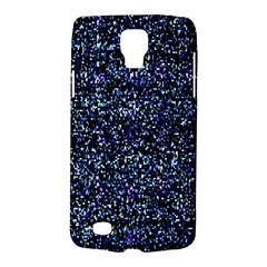 Pixel Colorful And Glowing Pixelated Pattern Galaxy S4 Active