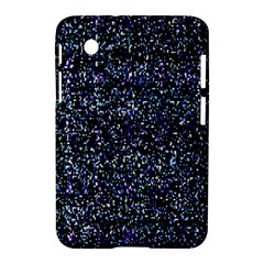 Pixel Colorful And Glowing Pixelated Pattern Samsung Galaxy Tab 2 (7 ) P3100 Hardshell Case