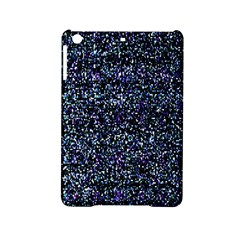 Pixel Colorful And Glowing Pixelated Pattern iPad Mini 2 Hardshell Cases