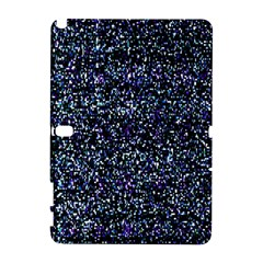Pixel Colorful And Glowing Pixelated Pattern Galaxy Note 1