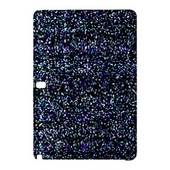 Pixel Colorful And Glowing Pixelated Pattern Samsung Galaxy Tab Pro 10.1 Hardshell Case