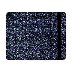 Pixel Colorful And Glowing Pixelated Pattern Samsung Galaxy Tab Pro 8 4  Flip Case