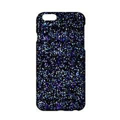 Pixel Colorful And Glowing Pixelated Pattern Apple iPhone 6/6S Hardshell Case