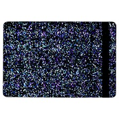 Pixel Colorful And Glowing Pixelated Pattern iPad Air 2 Flip