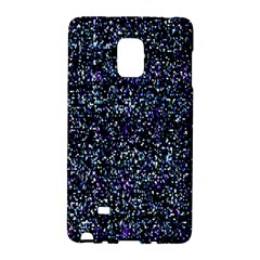 Pixel Colorful And Glowing Pixelated Pattern Galaxy Note Edge