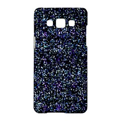 Pixel Colorful And Glowing Pixelated Pattern Samsung Galaxy A5 Hardshell Case