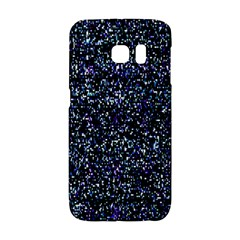 Pixel Colorful And Glowing Pixelated Pattern Galaxy S6 Edge