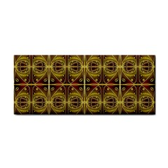 Seamless Symmetry Pattern Cosmetic Storage Cases