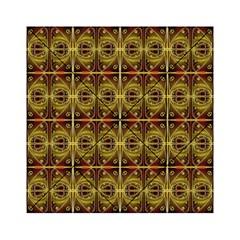 Seamless Symmetry Pattern Acrylic Tangram Puzzle (6  x 6 )