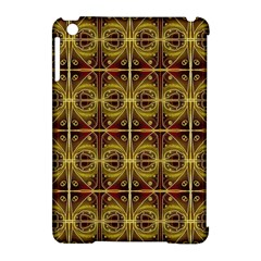 Seamless Symmetry Pattern Apple iPad Mini Hardshell Case (Compatible with Smart Cover)
