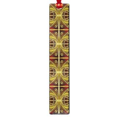 Seamless Symmetry Pattern Large Book Marks