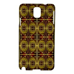 Seamless Symmetry Pattern Samsung Galaxy Note 3 N9005 Hardshell Case