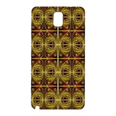Seamless Symmetry Pattern Samsung Galaxy Note 3 N9005 Hardshell Back Case