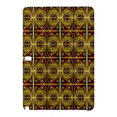 Seamless Symmetry Pattern Samsung Galaxy Tab Pro 10.1 Hardshell Case
