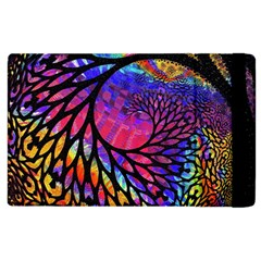 3d Fractal Mandelbulb Apple iPad 3/4 Flip Case