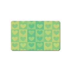 Pattern Magnet (Name Card)