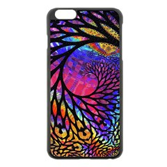3d Fractal Mandelbulb Apple Iphone 6 Plus/6s Plus Black Enamel Case