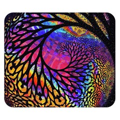 3d Fractal Mandelbulb Double Sided Flano Blanket (Small)