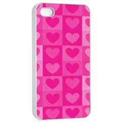 Pattern Apple iPhone 4/4s Seamless Case (White)