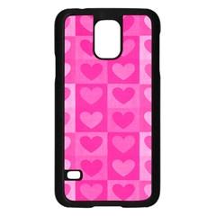 Pattern Samsung Galaxy S5 Case (Black)