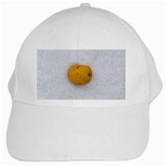 Hintergrund Salzkartoffel White Cap