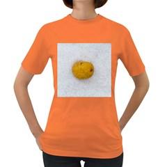 Hintergrund Salzkartoffel Women s Dark T Shirt