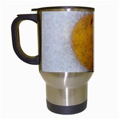Hintergrund Salzkartoffel Travel Mugs (white)