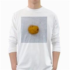 Hintergrund Salzkartoffel White Long Sleeve T Shirts