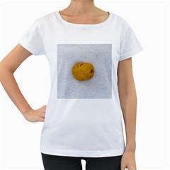 Hintergrund Salzkartoffel Women s Loose Fit T Shirt (white)