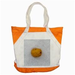 Hintergrund Salzkartoffel Accent Tote Bag