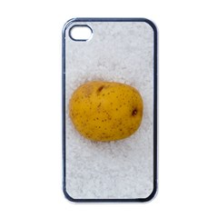 Hintergrund Salzkartoffel Apple Iphone 4 Case (black)