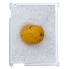 Hintergrund Salzkartoffel Apple Ipad 2 Case (white)