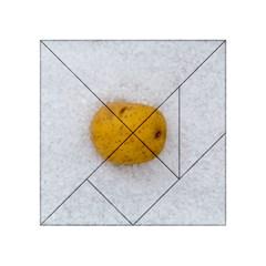 Hintergrund Salzkartoffel Acrylic Tangram Puzzle (4  X 4 )