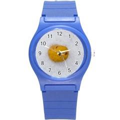 Hintergrund Salzkartoffel Round Plastic Sport Watch (s)