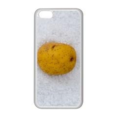 Hintergrund Salzkartoffel Apple Iphone 5c Seamless Case (white)