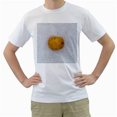 Hintergrund Salzkartoffel Men s T Shirt (white)