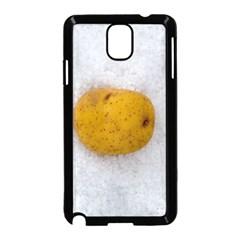 Hintergrund Salzkartoffel Samsung Galaxy Note 3 Neo Hardshell Case (black)