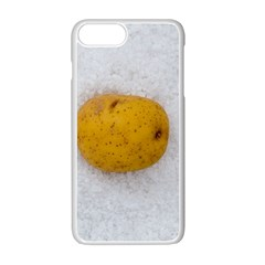 Hintergrund Salzkartoffel Apple Iphone 7 Plus White Seamless Case