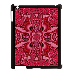 Secret Hearts Apple Ipad 3/4 Case (black)