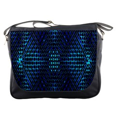 Vibrant Pattern Colorful Seamless Pattern Messenger Bags