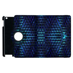 Vibrant Pattern Colorful Seamless Pattern Apple Ipad 3/4 Flip 360 Case