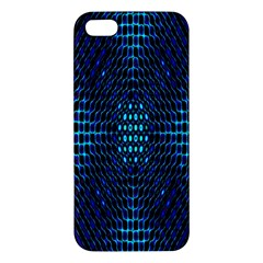 Vibrant Pattern Colorful Seamless Pattern Apple iPhone 5 Premium Hardshell Case