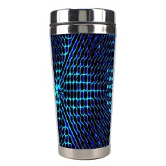 Vibrant Pattern Colorful Seamless Pattern Stainless Steel Travel Tumblers