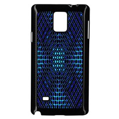 Vibrant Pattern Colorful Seamless Pattern Samsung Galaxy Note 4 Case (black)