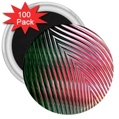 Watermelon Dream 3  Magnets (100 Pack)