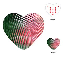 Watermelon Dream Playing Cards (Heart)